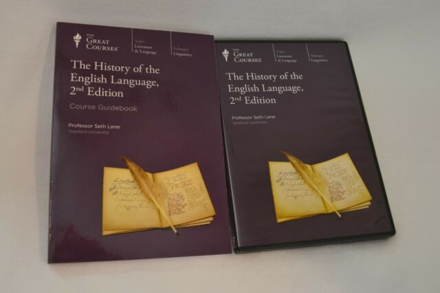The History of the English Language, 2nd edition. The Great Courses