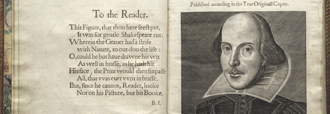 The First Folio of Shakespeare's Plays