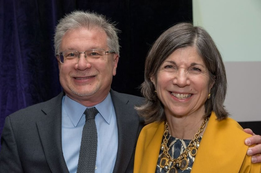 With Anna Quindlen, Word's Alive, San Diego, 2014